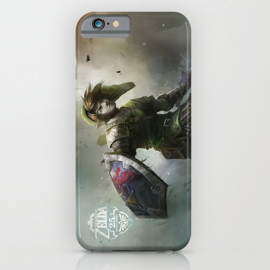 legend of zelda 25th anniversary  iPhone & iPod Case