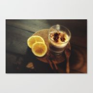 Fresh Spices And Fragran… Canvas Print