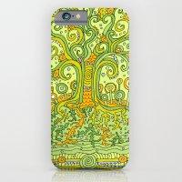 iPhone & iPod Case featuring Treedum by Karen Freidt