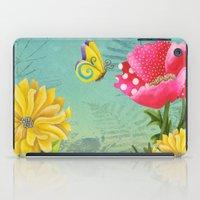 Wondrous Garden iPad Case