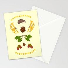 Igelkotta kalaset Stationery Cards