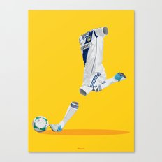 LA Galaxy 2012/13 Canvas Print