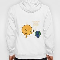 You Are Not The Center O… Hoody