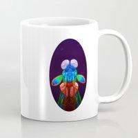 Intense Mantis Shrimp Mug
