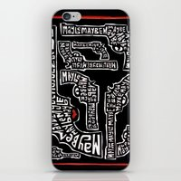 Maybe iPhone & iPod Skin