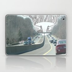Road Monster Laptop & iPad Skin