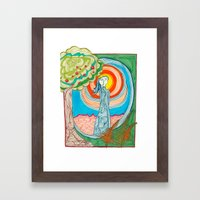 The Perfect Union Framed Art Print