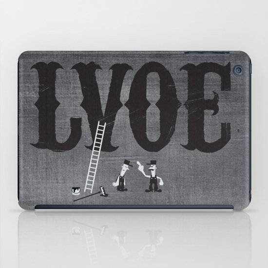 LVOE iPad Case