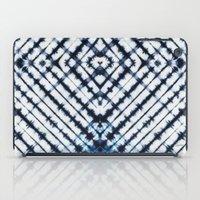 Diamonds Indigo iPad Case