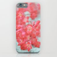 Coral Blossoms iPhone 6 Slim Case