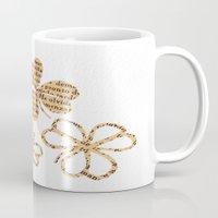 PAPERCUT FLOWER 4 Mug