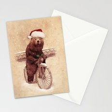 A Barnabus Christmas Stationery Cards