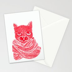It's a Cat-Wrap Stationery Cards