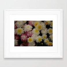 Floral Love Framed Art Print
