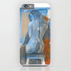 Blue Nude iPhone 6 Slim Case