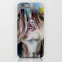 Haircolor (Study) iPhone 6 Slim Case