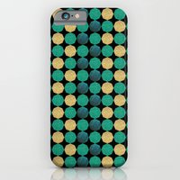 Glitzy Greens iPhone 6 Slim Case