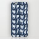 Chevrons iPhone & iPod Skin