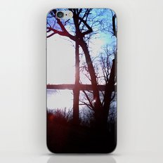 Hocking Hills iPhone & iPod Skin