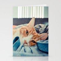 Oliver Stationery Cards