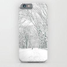 New York City Snow Slim Case iPhone 6s