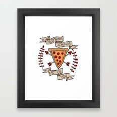 Everything Reminds Me of You Framed Art Print