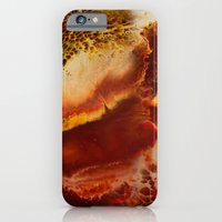 iPhone & iPod Case featuring Inferno by Denzil W. Egan イー癌