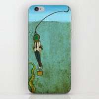 Nautical Grief  iPhone & iPod Skin