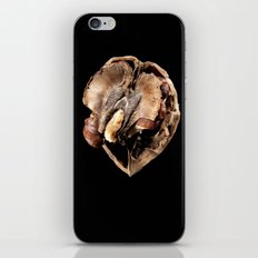 walnut iPhone & iPod Skin