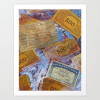 Cash for Clunkers Art Print