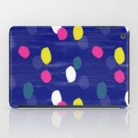 Spotty Blue iPad Case