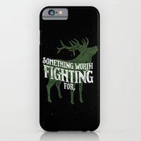 Something Worth Fighting For iPhone 6 Slim Case