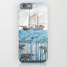 Sea of Trees Slim Case iPhone 6s