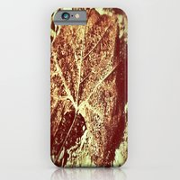 You Left Your Mark iPhone 6 Slim Case