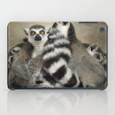 Cuddle up! iPad Case