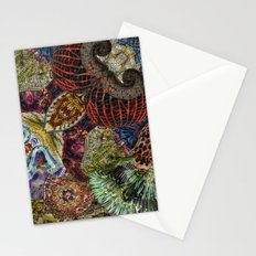 Psychedelic Botanical 7 Stationery Cards
