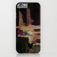 Darkness In The Old City iPhone 6 Slim Case