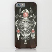 iPhone & iPod Case featuring Shogun Executioner by Dr. Lukas Brezak