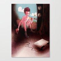 Nestalgia Canvas Print