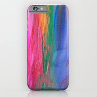 iPhone & iPod Case featuring rainbow by Lauren
