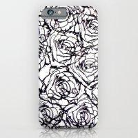 Roses iPhone 6 Slim Case