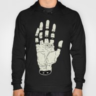 THE HAND OF ANOTHER DEST… Hoody