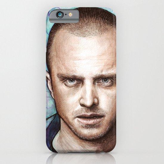 Jesse Pinkman iPhone & iPod Case
