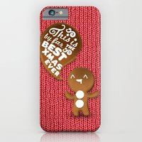 iPhone & iPod Case featuring Best Xmas ever by jusum