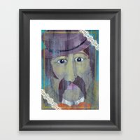 Check Out My Stash Framed Art Print