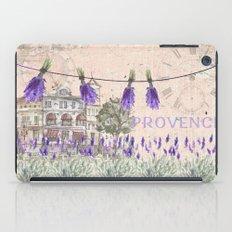 Provence - my love iPad Case