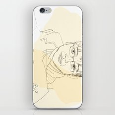 Young Londoner iPhone & iPod Skin