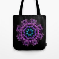 Celtic Brooch Tote Bag