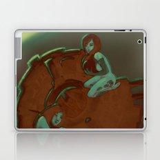 SOLAR-REACTOR Laptop & iPad Skin