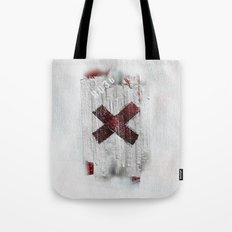 Cross my heart and hope .... Tote Bag